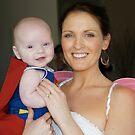 Baby Superman  by Belinda Fletcher