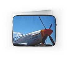 Tuskegee Airmen P51 Mustang Fighter Plane Laptop Sleeve