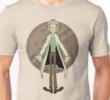Doofus Rick (Grey Coin) Unisex T-Shirt