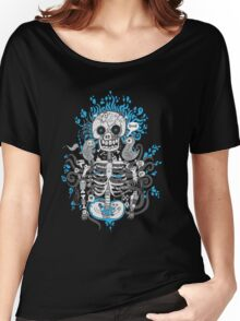 Skeleton Man Women's Relaxed Fit T-Shirt