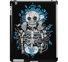Skeleton Man iPad Case/Skin