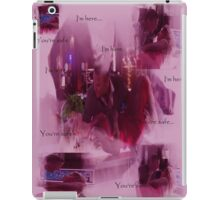 Rescued By A Hero iPad Case/Skin
