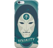 EQUALITY iPhone Case/Skin