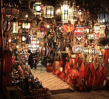 Aladdin Lamps by gabbylawson