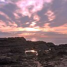 Currumbin Pink..26-10-10  by BK Photography