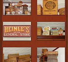 Inside the Ole General Store by Pamela Phelps