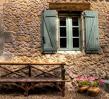 French country cottage by Pete Stone