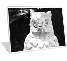 Spooky Owl Laptop Skin