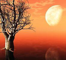 Moontree by Nadja Heuer