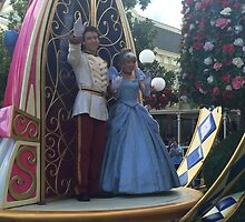 Cinderella and Charming by abuehrle