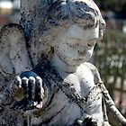 Watching over you - Barossa Angel by Caroline Hannessen