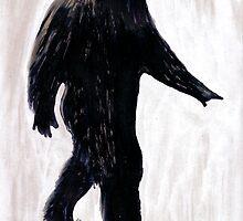Bigfoot by Zombie Rust