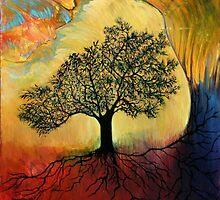 Black Tree by dianni