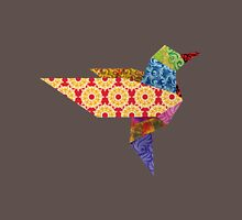 Origami Humming Bird - Pattern1 Unisex T-Shirt