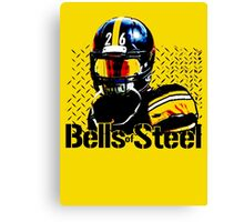 Bells of Steel Canvas Print