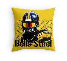 Bells of Steel Throw Pillow