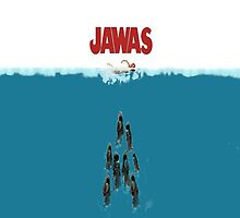 Jawas - Jaws  by LewisCooke