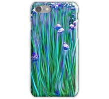 Clover Field Abstract iPhone Case/Skin
