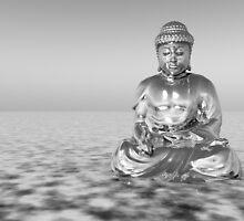 Buddha  by Nadja Heuer