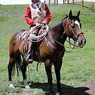 Real Cowboy II by Al Bourassa