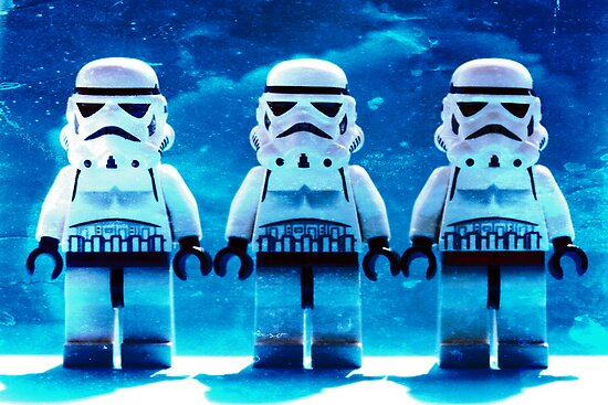 Troopers by Emma Harckham