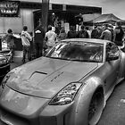 Nissan 350z: Modified Body Kit by Yhun Suarez