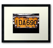 IDA 690 Framed Print