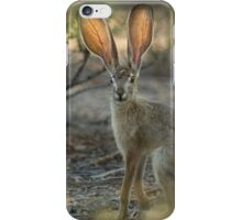 Shhh...I Hear Something iPhone Case/Skin
