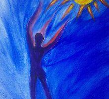 Sun seeker by Suzanne Burke