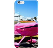 Pink Panther Aircraft iPhone Case/Skin
