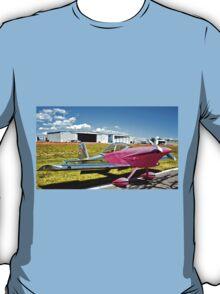 Pink Panther Aircraft T-Shirt