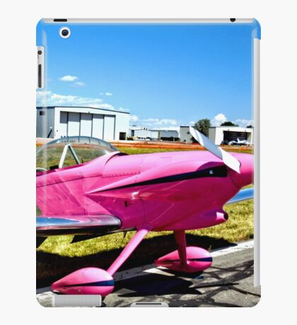 Pink Panther Aircraft iPad Case/Skin