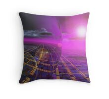 Other World Throw Pillow