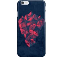 Geometric Iceberg iPhone Case/Skin