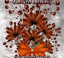 Christmas Greetings by LoneAngel