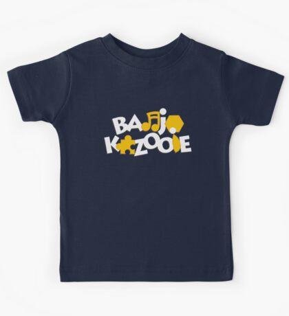 Bear & Bird - Blue Kids Tee