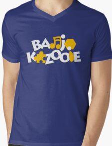 Bear & Bird - Blue Mens V-Neck T-Shirt