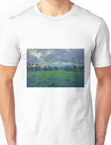 Green Fields Unisex T-Shirt