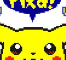 Pokemon Yellow Sticker
