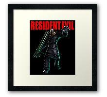 Resident Evil: Nemesis  Framed Print