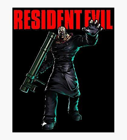 Resident Evil: Nemesis  Photographic Print