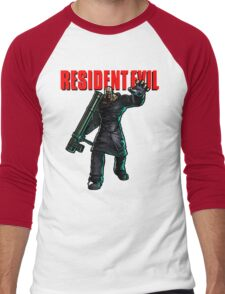 Resident Evil: Nemesis  Men's Baseball ¾ T-Shirt
