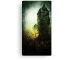 Dreams in the Witch House Canvas Print