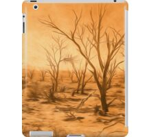 Dessert Sentinels iPad Case/Skin