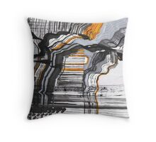 Tension Throw Pillow