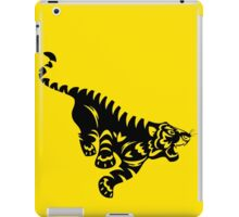 Tiger Stamp iPad Case/Skin
