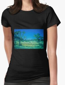The Olgas Womens Fitted T-Shirt