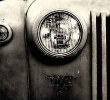 Old Ford by Kimcalvert
