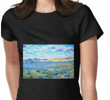 Rolling Hills Womens Fitted T-Shirt