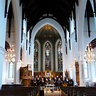 Choire Practice at Michael´s Mass by HELUA